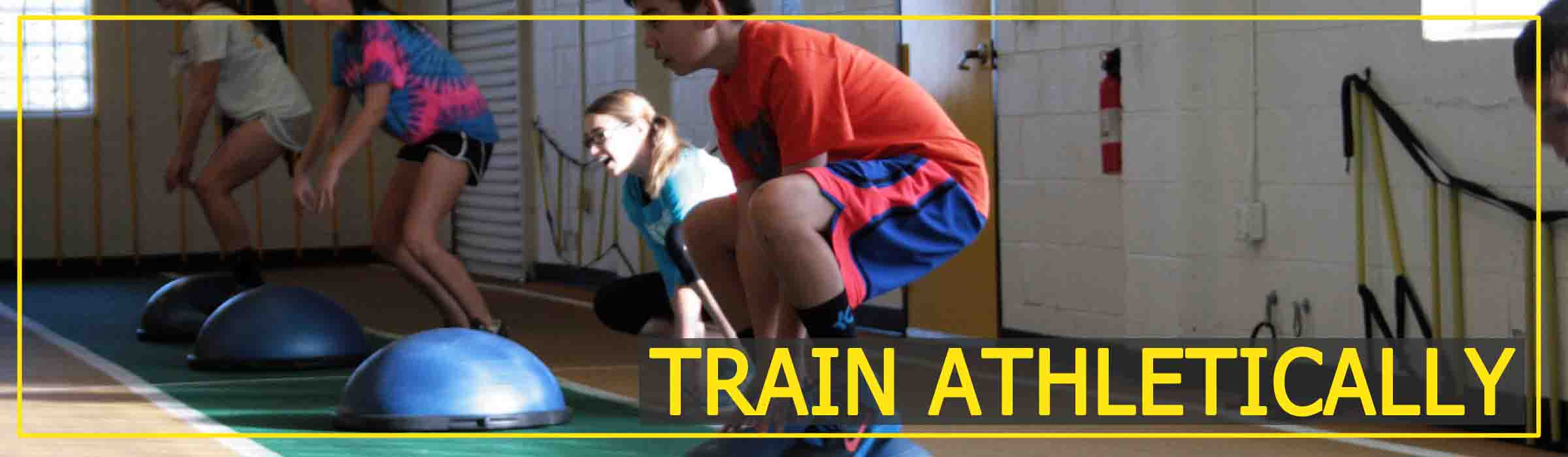 F.A.S.S.T. Program class BOSU Workout for train athletically