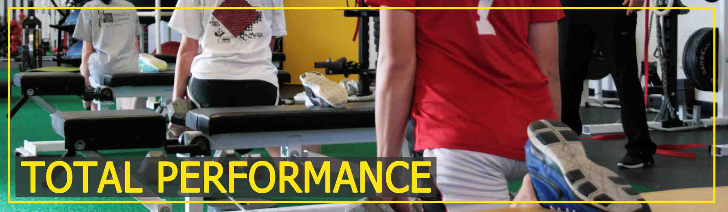 Go Sports Performance Total Performance Program