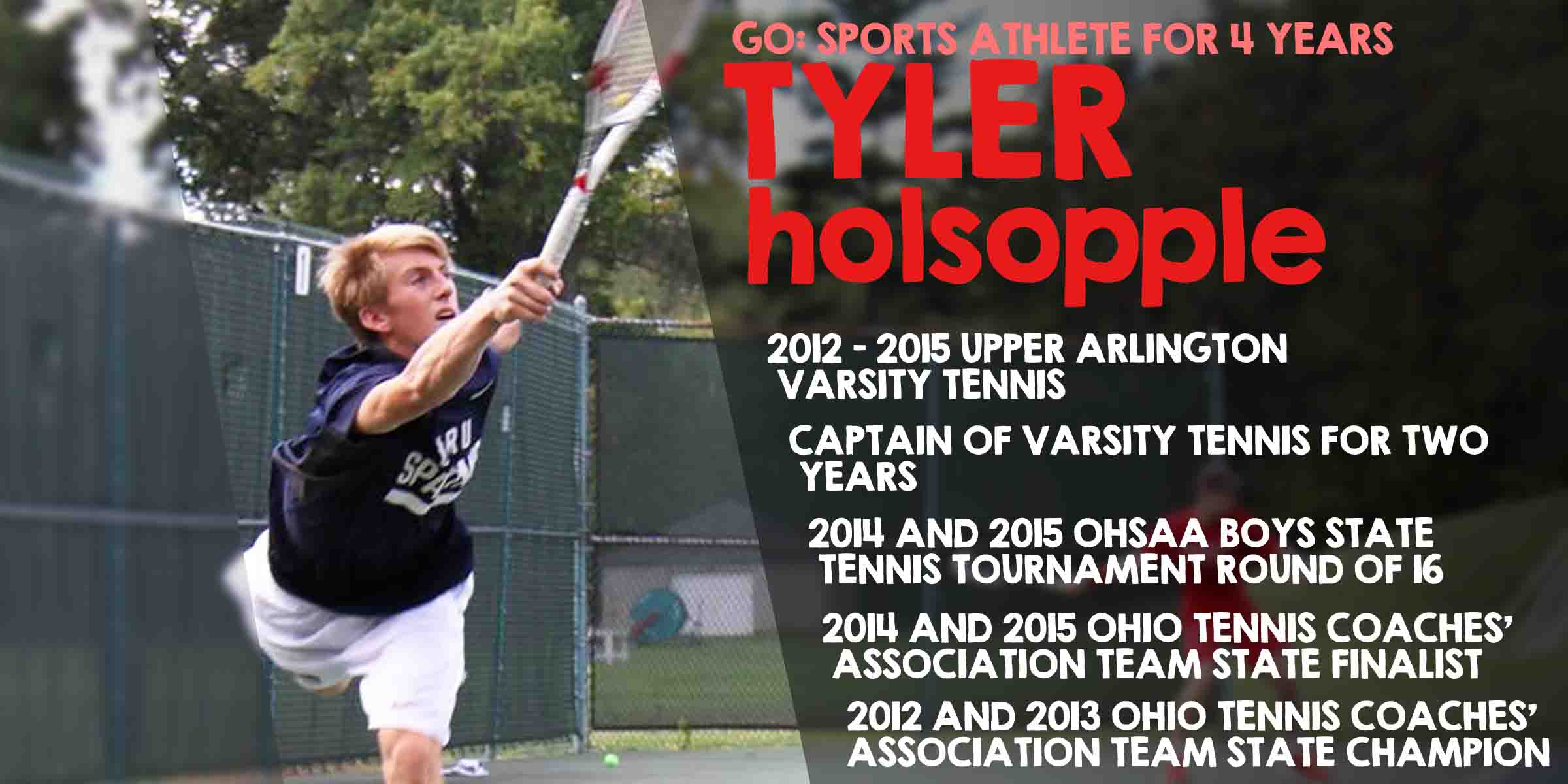 Go Sports Performance Columbus Ohio Powered By Parisi Speed School Athlete Tyler Hopsopple